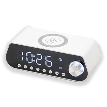 Hifi Speakers Alarm Clock Fm Dab Radio