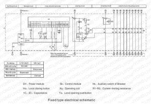 Indoor Vs1 12 Drawout Type Hv Three Poles Vacuum Circuit