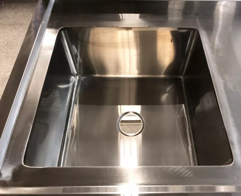 commercial stainless steel restaurant sink kitchen working sink bench top mount bar sinks buy high quality bowl sink vegetable washing