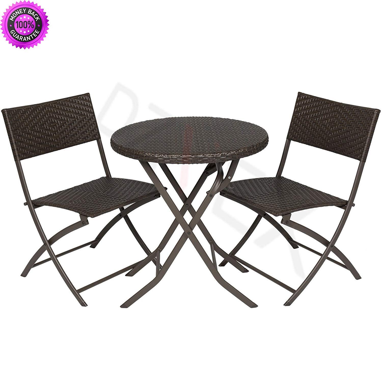 cheap folding patio furniture set find