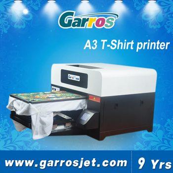 Garros A3 Size Card Printer Pvc Id Wedding Invitation