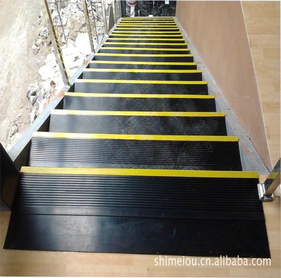 Outdoor Anti Slip Stair Treads | Outdoor Rubber Stair Treads Lowes | Anti Slip Stair | Tread Covers | Flooring | Indoor Outdoor | Blue Hawk