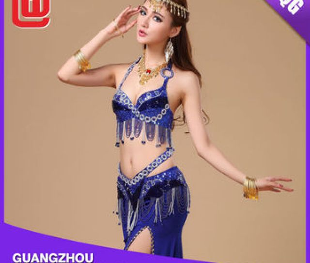 Sexy Beautiful Sequined Bead Fringe Decorated Arab Sexy Belly Dance Tassel Belt
