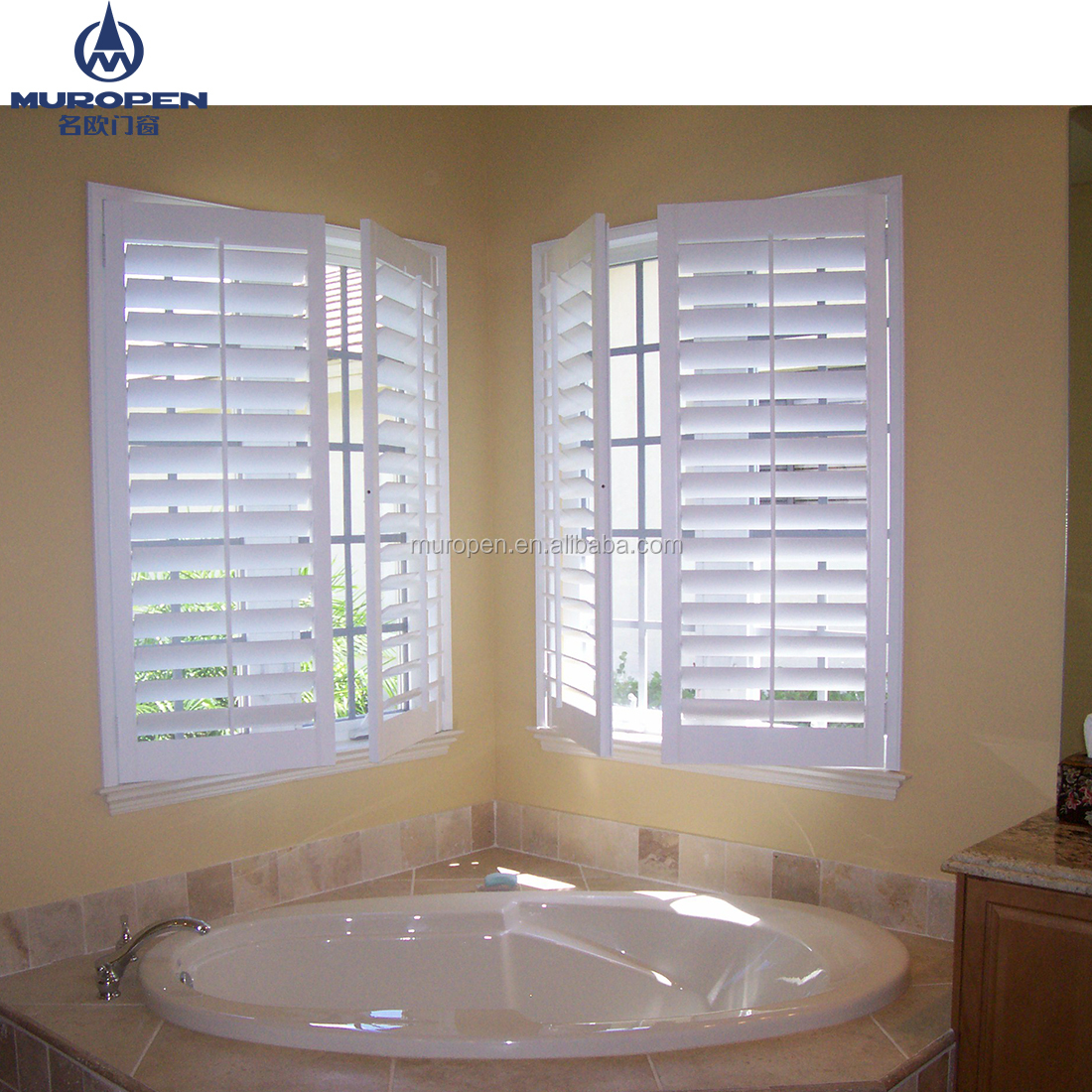Aluminum Casement Malaysia Window With Grill Design And Mosquito Net Inside Automatic Blinds Shutters Louver Buy Blinds In Double Glass Double Glass