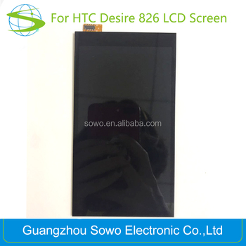 Cellphone Spare Parts For Htc Desire 826 Lcd Display With Touch Screen Digitizer