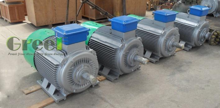 Permanent Magnet Motor Free Energy Generator Made Of China ...