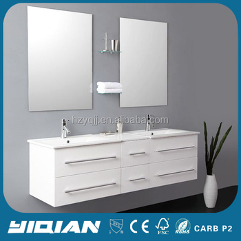 Modern Bathroom Double Sink Cabinet Wall Hung Vanity Pvc Bathroom Vanity Unit Modern Pvc Toilet Vanity Unit Buy Toilet Vanity Unit Wall Mounted Toilet Vanity Units Pvc Toilet Vanity Product On Alibaba Com