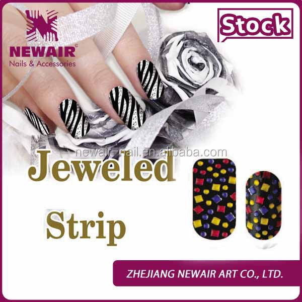 Aliexpress Full Nail Stickers 12pcs 1sheet High End Top Quality Cover Art Sticker Beauty Decoration From Reliable Tool S