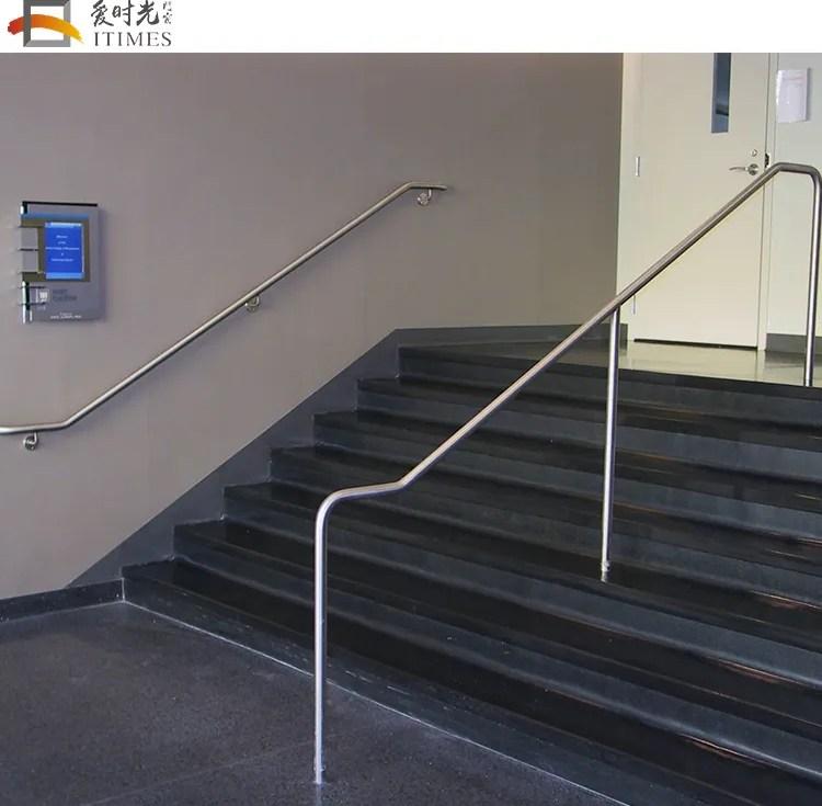 Custom Stainless Steel Swimming Pool Handrail Exterior Handrail | Exterior Stainless Steel Handrail | Adjustable Exterior Metal | Modular Steel | Porch | Steel Usa | Wall Mounted