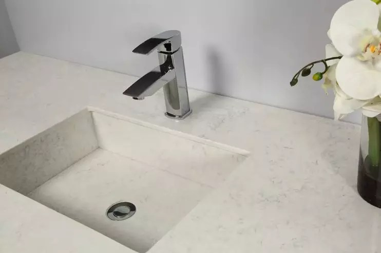 chinese factory direct price hot sale customized artificial wash basin stone quartz vanity top bathroom sinks for sale buy pia para banheiro nature