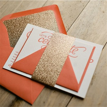 Making Bow Tie Invitation Cards Models