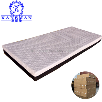Children Thin Foam Mattress Single Bed Price