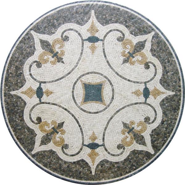 marble tile round mosaic medallion floor pattern entry floor marble medallion mosaic tabletop patterns ks r3002 buy mosaic tabletop patterns tile
