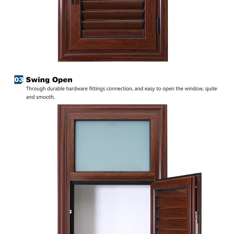 bathroom ventilation window design