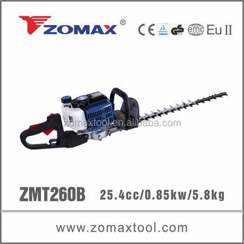 Zomax Zmt260b 26cc Dual Blade E Hedge Trimmer Gasoline Generator Spare Parts