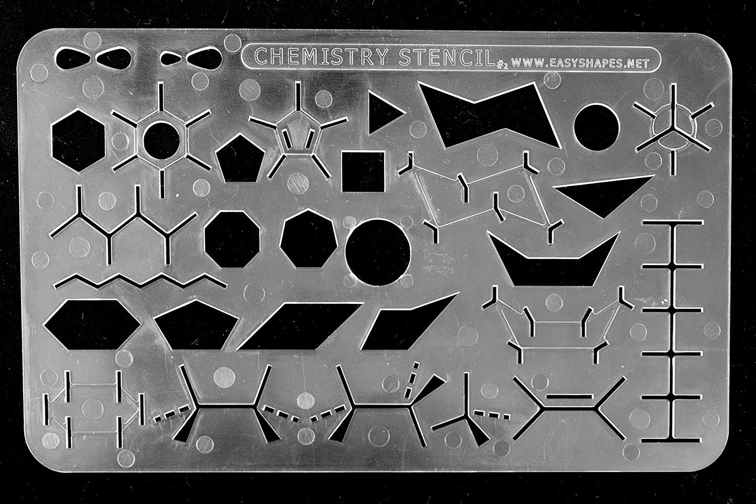 Buy Easyshapes Organic Chemistry Stencil Drawing