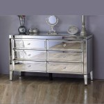 Charming Multi 6 Drawers Large Mirrored Cabinet Sideboard Buffet Cabinet Buy Mirrored Storage Drawer Chest Direct Sale Mirrored Cabinet For Bedroom Modern Living Room Vanity Home Decorative 5 Drawers Mirrored Furniture Product On