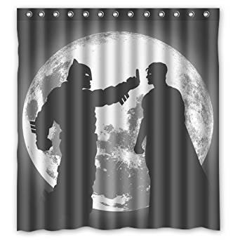 buy creative batman vs superman shower