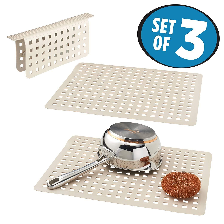 cheap kitchen sink protector mats find