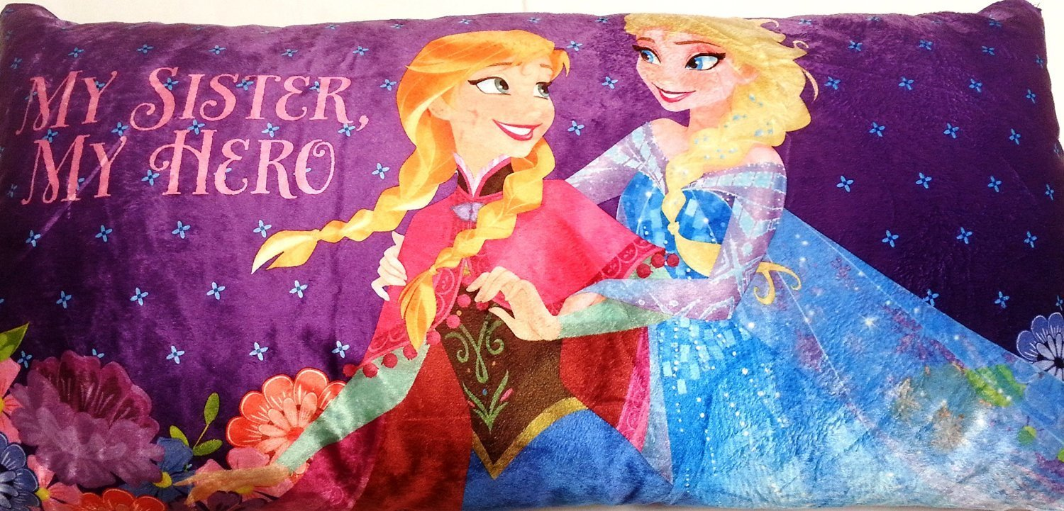 anna body pillow 18 x 36 inches
