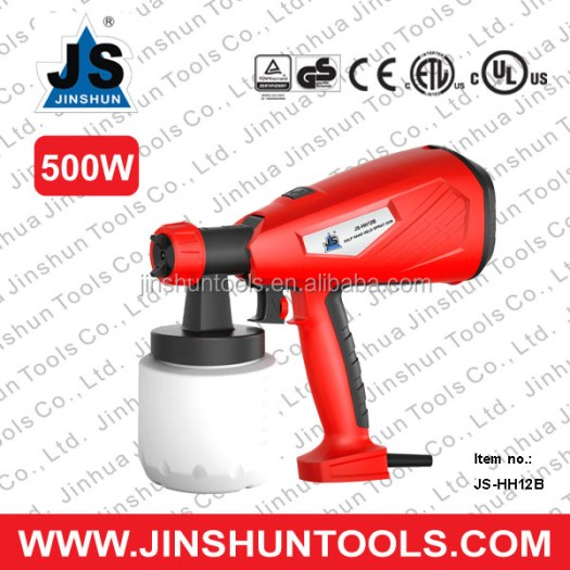 Js Wall Spray Paint Machine 500w Hh12b