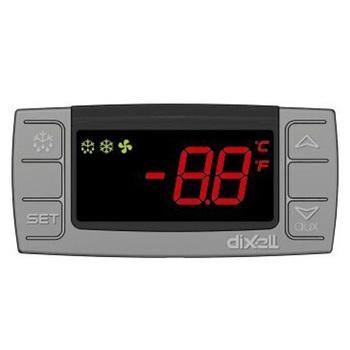 dixell numerique controleur de temperature de degivrage et ventilateurs gestion xr06cx thermostat thermometre pour chambre froide