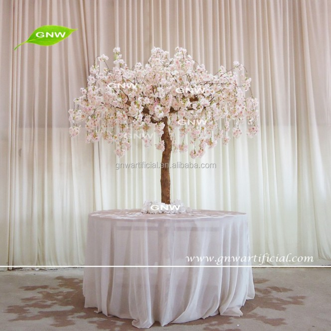 No Flowers Including White Plastic Tree Branches Tall Centerpieces For Wedding Table Decor