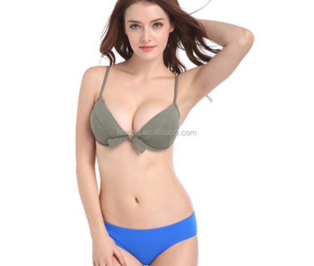 2016 Hot Beautiful Push Up Sex Girl Swim Wear Sexy Japanese Girl Bikini