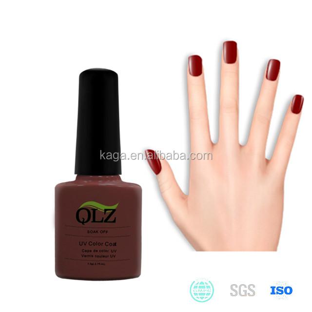 Qlz Soak Off Gel Nail Polish At Home Nails Supplies