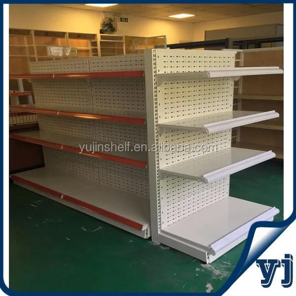 nouvelle arrivee pas cher prix blanc metallique affichage rayonnage detail depanneur etagere buy etagere de depanneur etagere d affichage de