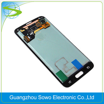 New Arrivals Mobile Phone Spare Parts For Samsung Galaxy S5 Lcd