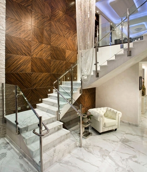 Modern Designs Wonderful Solid Italian Marble Stairs Design Buy   Stairs Design In Lobby   Entrance Lobby   Foyer   Architectural   Circle Elevator Design Home   White