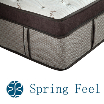 Chinese Compressed Pack Pocket Coil Bonnell Spring Mattress