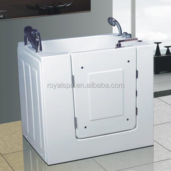 Elderly Walk In Very Small Bathtub Buy Walk In TubWalk In Tub Shower ComboRed Tub Acrylic