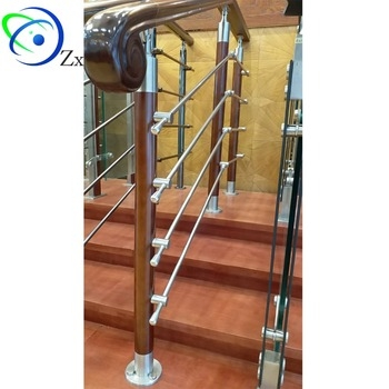 Diy Install Inox Stair Balustrade Post Railing Column Baluster | Diy Wood Stair Railing | Diy Unique | Cable | Cast Iron Pipe | Wood Frame | Easy