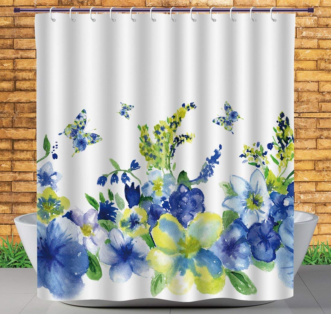 cheap lime green shower curtains find