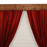 Buy Bcl Drapery Hardware 40brag Curtain Rod Valance Braid On Handcrafted Solid Steel Frame Antique Gold 40 Inch In Cheap Price On Alibaba Com