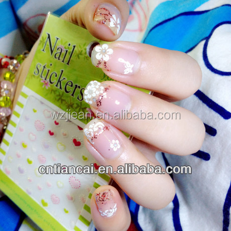 Melody Nail Stickers Supplieranufacturers At Alibaba
