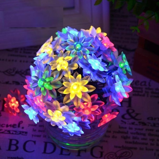 Agptek Diy Sunergy Solar Powered Color Changing Le Globe Gl Ball Wind Chime