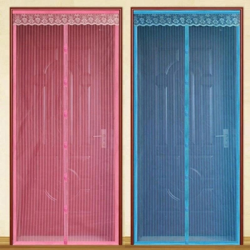 magnetic mosquito net stand door cover strip magnetic diy door screen curtain buy magnet strip door screen mosquito net door cover magnetic door