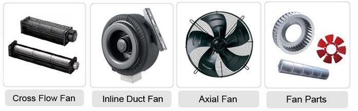 centrifugal blower fan blower radial