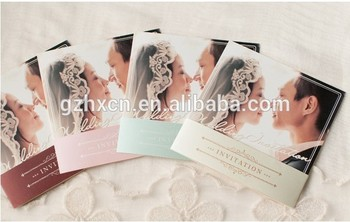 2017 Diffe Types Of Wedding Invitation Card With Pictures