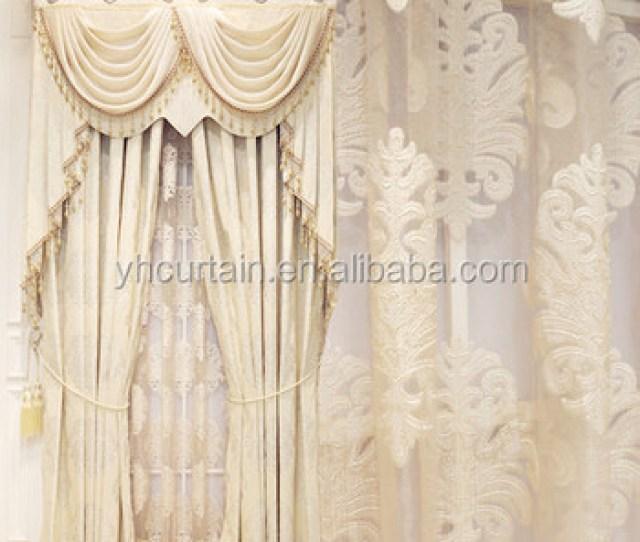 High Quality Blackout Curtain Curtain Fabric Arabic Curtains Sale In China