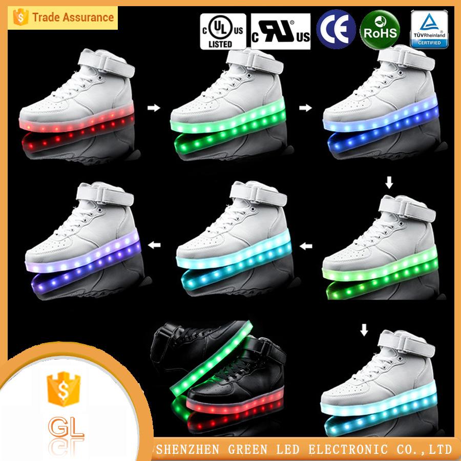 Led Light Shoes Kids
