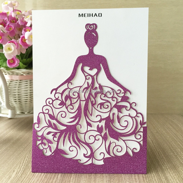 engraved on glitter paper18 th birthday invitation card wedding invitation card qj 68 buy engraved on wedding card 18th birthday card birthday