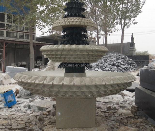 Outdoor Granite Pineapple Fountain Garden Stone Water Fountains For Sale Buy Outdoor Stone Fountains For Salegarden Stone Water Fountainoutdoor Water