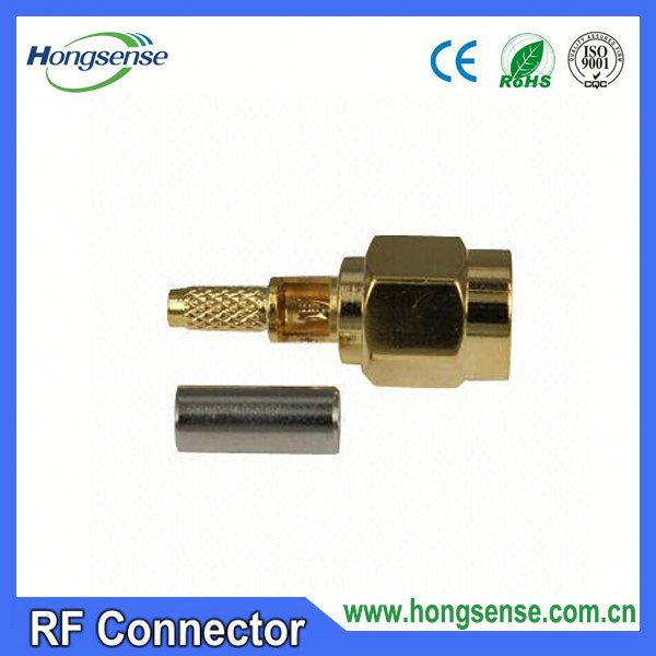 Factory Price Rf Connector Cable Rj21 Female Connector