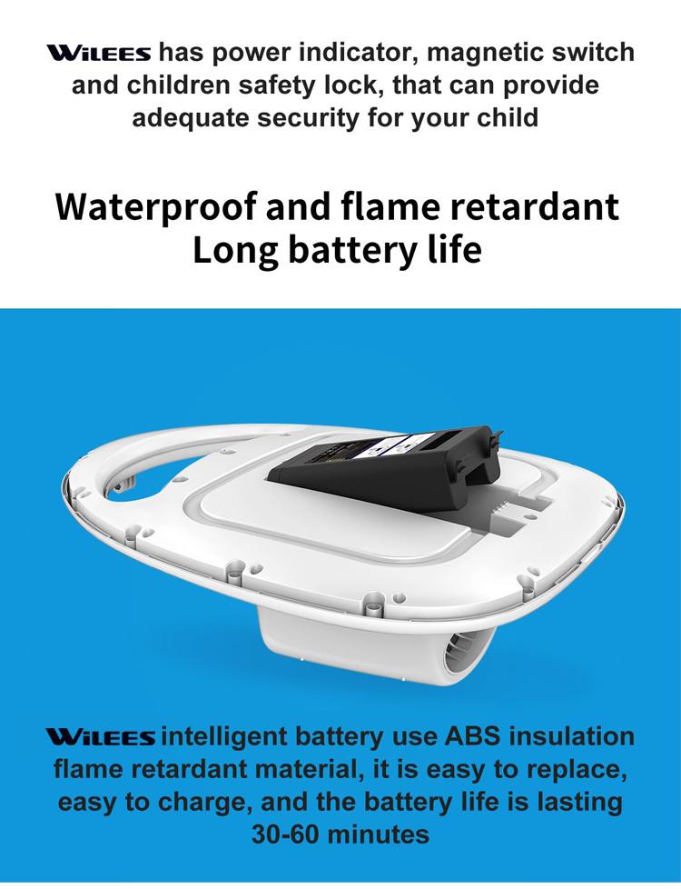 Manke New Arrival Floating Board 250w Electric Swimming Kickboard with Waterproof IP68 Lightweight Kickboard