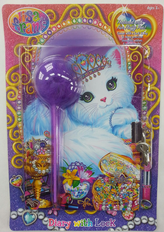 Buy Lisa Frank Angel Kitty Fashion Fun Bundle 5 Items 1