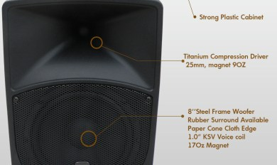Professional 18 Inches Subwoofer Wooden Box Speaker For | Wooden Thing